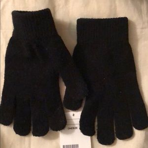 H&M Accessories - Black H&M gloves